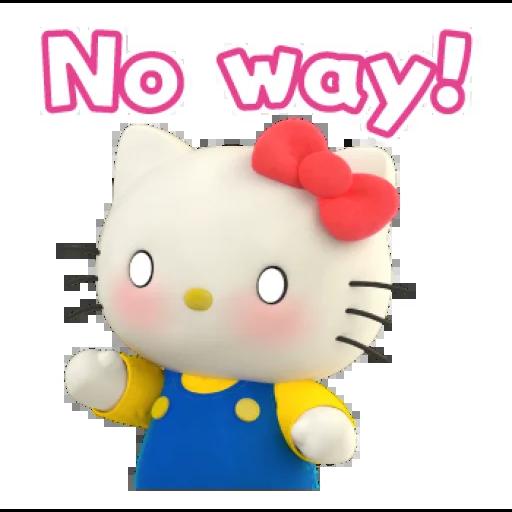Hello Kitty - Sticker 24