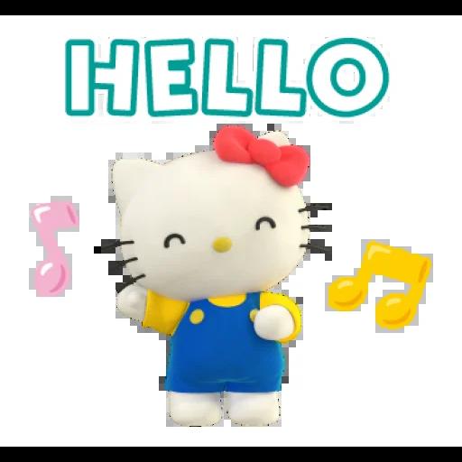 Hello Kitty - Sticker 30