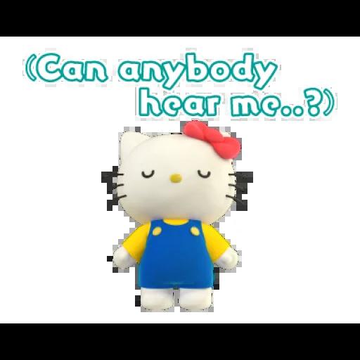 Hello Kitty - Sticker 25