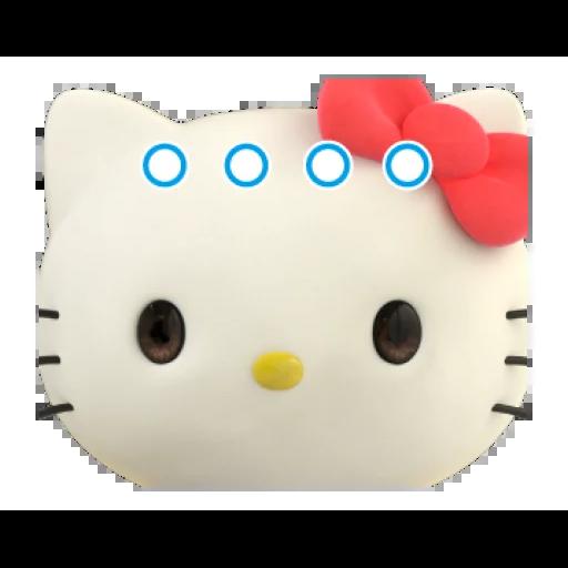 Hello Kitty - Sticker 7