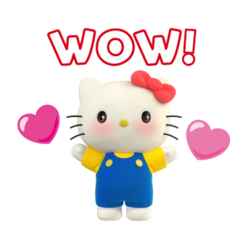 Hello Kitty - Sticker 1