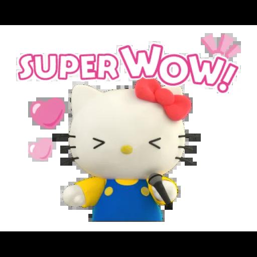 Hello Kitty - Sticker 8