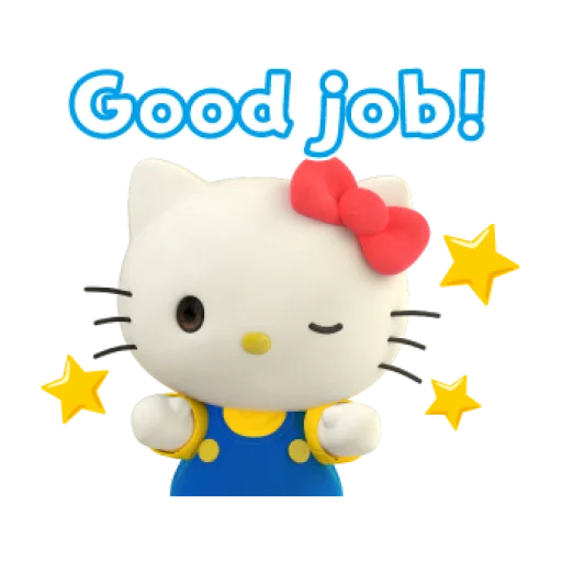 Hello Kitty - Sticker 5