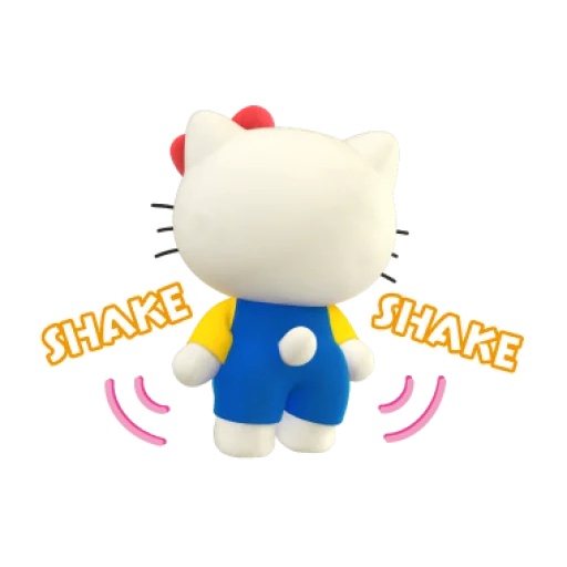 Hello Kitty - Sticker 12