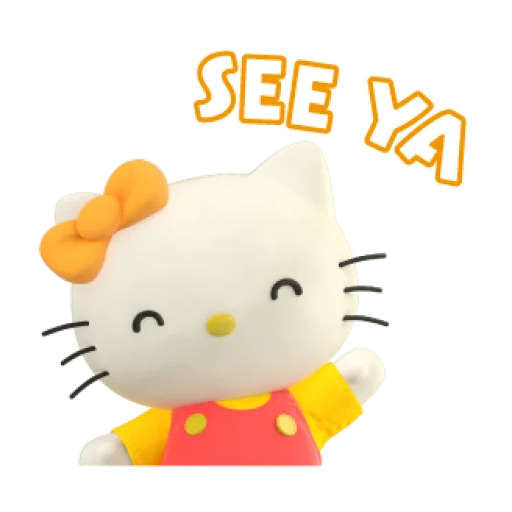 Hello Kitty - Sticker 23