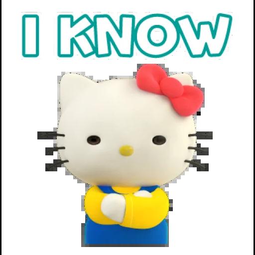 Hello Kitty - Sticker 15
