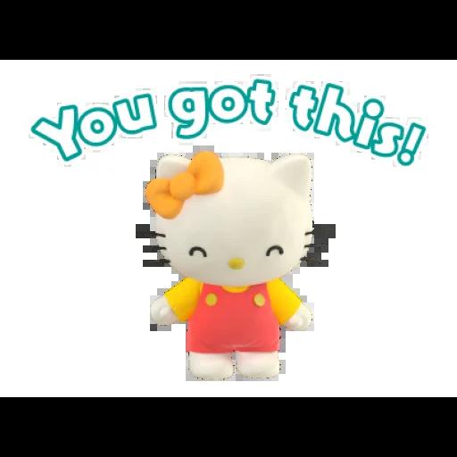 Hello Kitty - Sticker 6