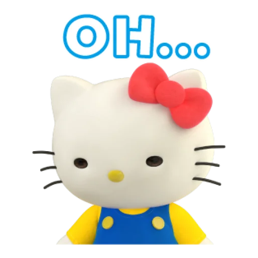 Hello Kitty - Sticker 14