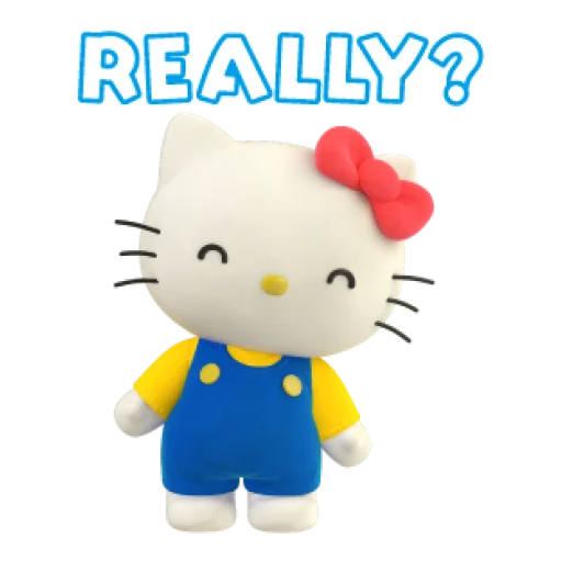 Hello Kitty - Sticker 4