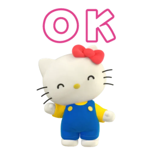 Hello Kitty - Sticker 2
