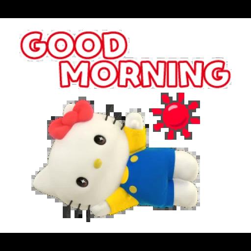 Hello Kitty - Sticker 16
