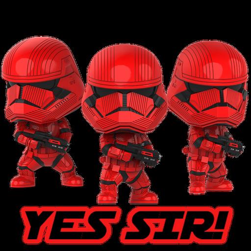 Star Wars & Mandalorian - Sticker 7