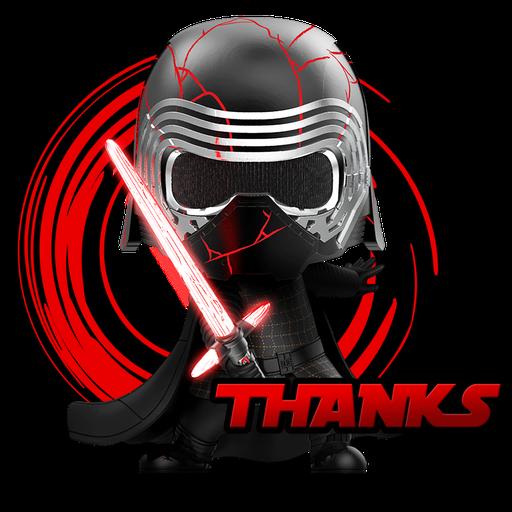 Star Wars & Mandalorian - Sticker 6