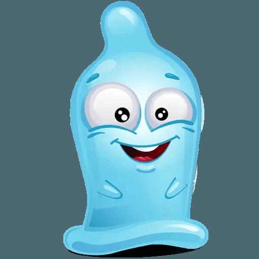 Condom仔 - Sticker 4
