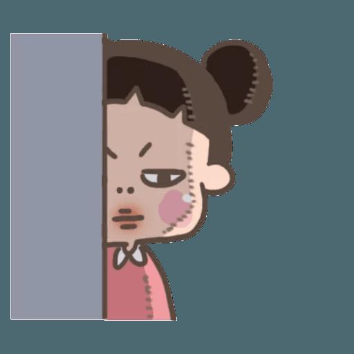 Jujumui3 - Sticker 1