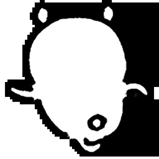 Mochi cat - Sticker 19