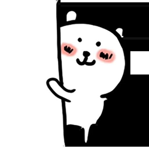 Mochi cat - Sticker 12