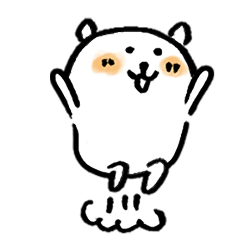 Mochi cat - Sticker 9