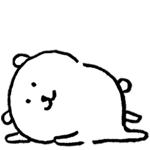 Mochi cat - Sticker 10