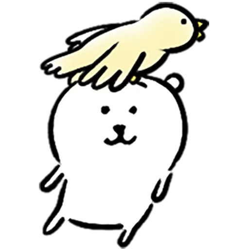 Mochi cat - Sticker 22