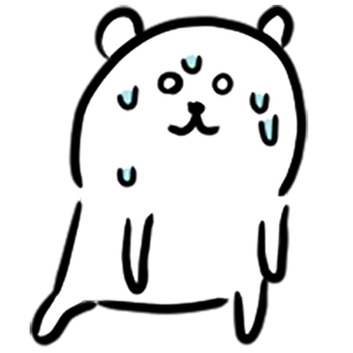 Mochi cat - Sticker 5