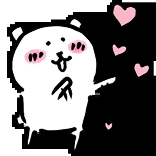 Mochi cat - Sticker 2