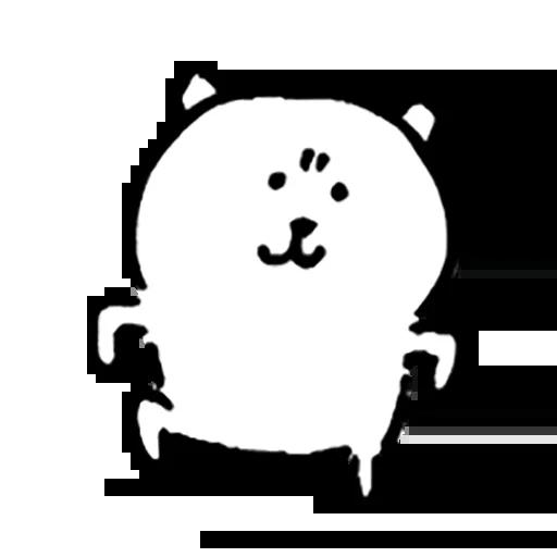 Mochi cat - Sticker 21