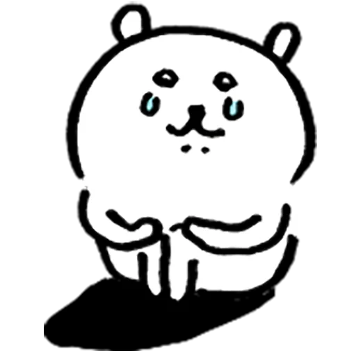 Mochi cat - Sticker 8