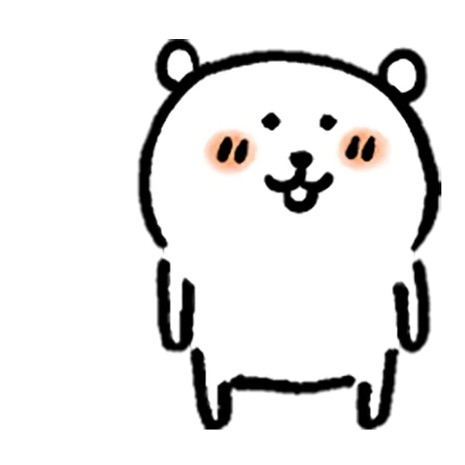 Mochi cat - Sticker 20