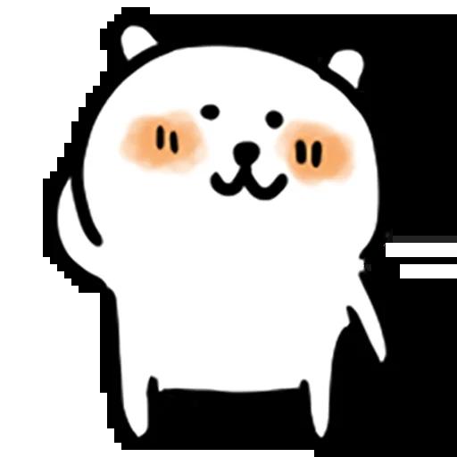 Mochi cat - Sticker 6