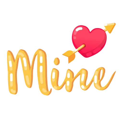 My Love - Sticker 29