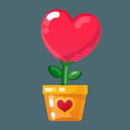 My Love - Sticker 20