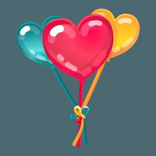 My Love - Sticker 5