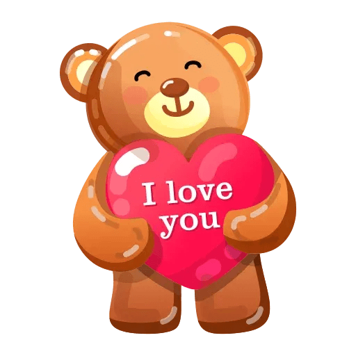 My Love - Sticker 17