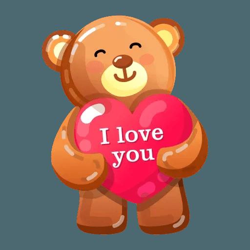 My Love - Sticker 17