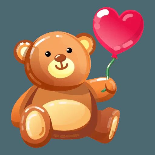 My Love - Sticker 18