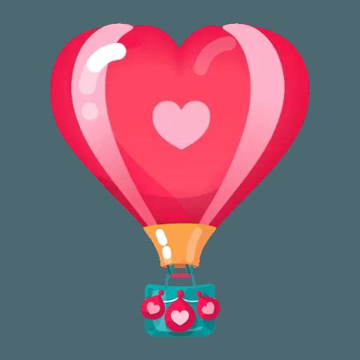 My Love - Sticker 12