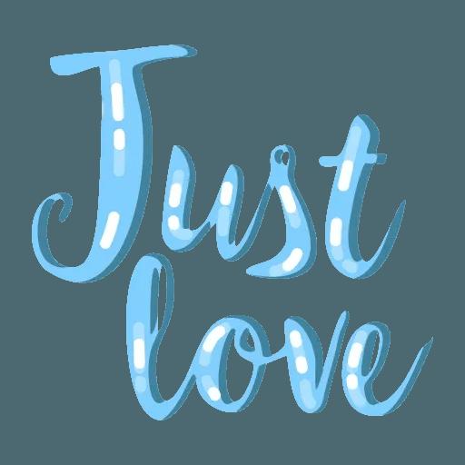 My Love - Sticker 27
