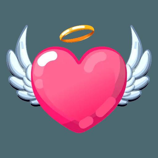 My Love - Sticker 25