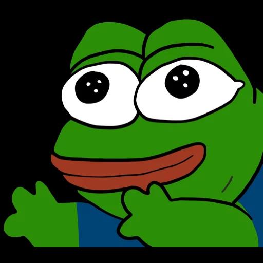 Pepe68 - Tray Sticker