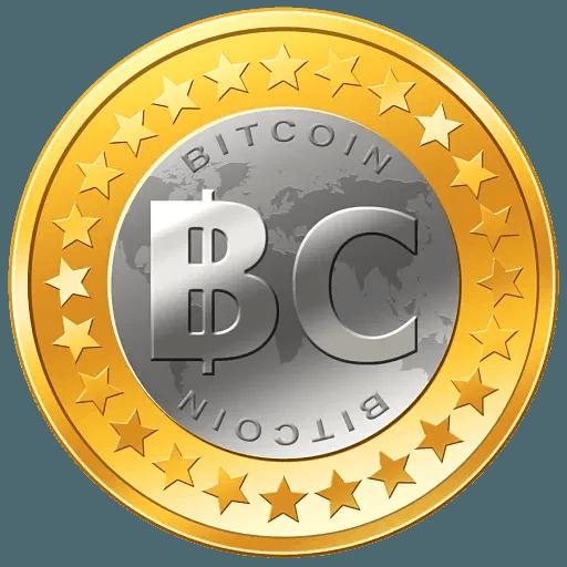 Bitcoin - Sticker 3