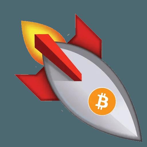 Bitcoin - Sticker 13