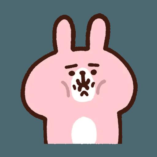 兔兔 - Sticker 12