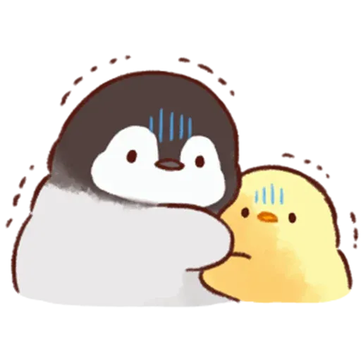 Soft and Cute Chick 2 - Sticker 9
