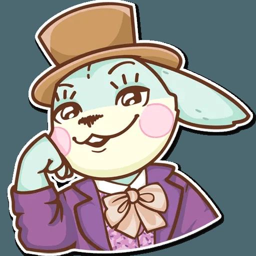 Bunny - Sticker 25