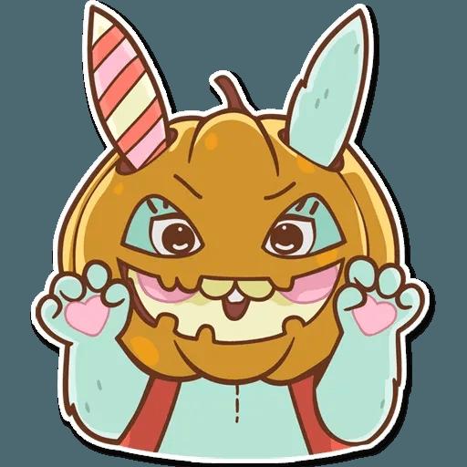 Bunny - Sticker 15