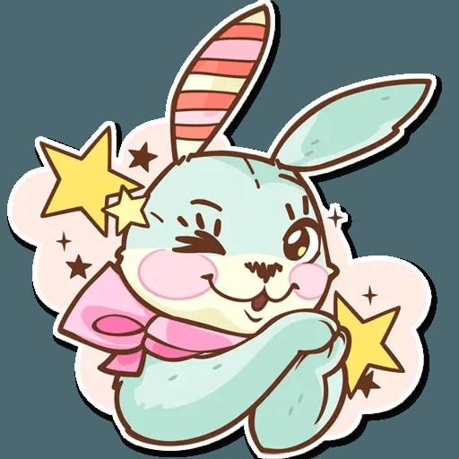 Bunny - Sticker 17