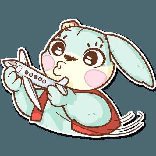 Bunny - Sticker 12