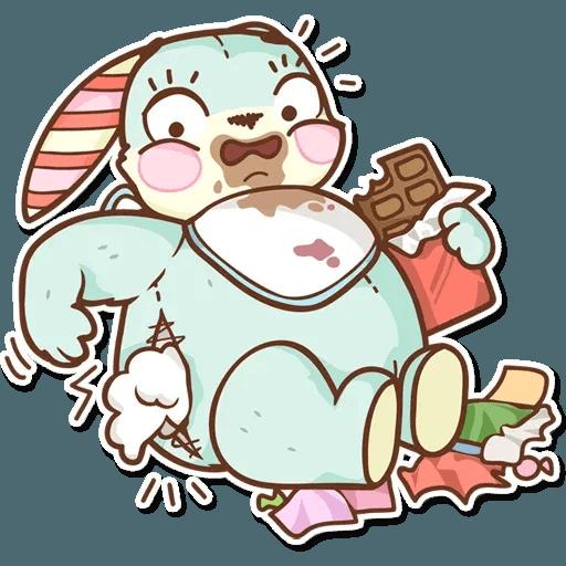 Bunny - Sticker 20