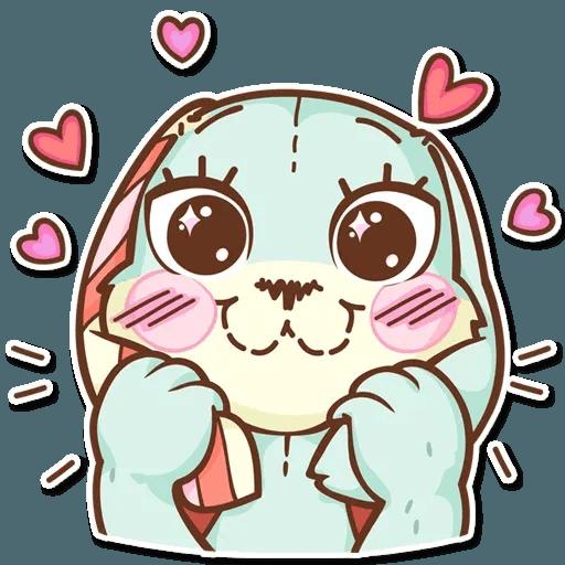 Bunny - Sticker 8